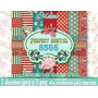 8 Diseños Timon Marinero Mar Ancla Agua Candybar Vintage 2x1