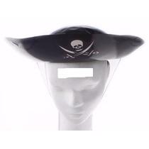 Sombrero De Pirata Plastico