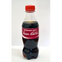 Souvenir Botellas Coca Cola 250ml 12 Unidades Personalizadas
