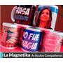 Tazas Compañeras Cristina Nestor Kirchner Zamba