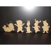 Figuras En Fibrofacil Para Pintar Y Realizar Souvenirs