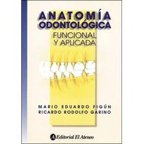 Figun Garino Anatomía Odontológica Nuevo Mercpago Mercenv