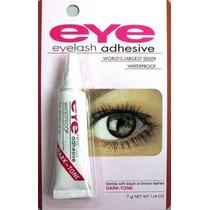Eye Adhesivo Pegamento P/ Pestañas Negro Blanco Transparente