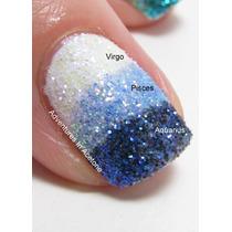 Glitter Lime Crime Zodiac Aquarius Importado Paz Maquillajes