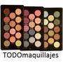 1101-1102-1103-1104-1105 : 3 Paletas De Sombras- Mila Marzi