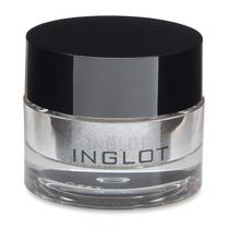 Inglot - Pigmento 62 ( Sombra Plateado Gris Plata )