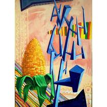 Pinturas Originales Modernos Arte Contemporaneo Figurativa