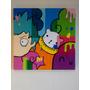 Cuadro Moderno Juvenil Infantil- Original Arte Kawaii