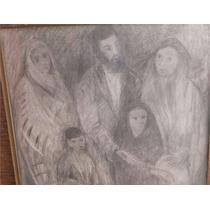 Minkowski, Boceto En Lápiz #138