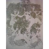 Dibujo Original (tinta)de A. Lutz 1973
