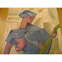 Pintura Para Encuadrar Dibujo Tempera La Bandolina Picasso