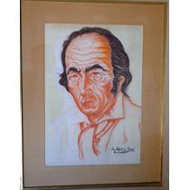 Cuadro Original A. Berni, Con Certificacion Autenticidad.