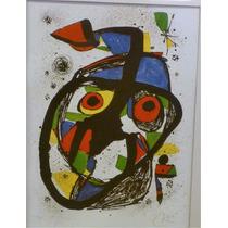 Litografía De Joan Miró