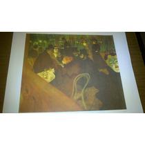 Litografia De Henri Toulouse Lautrec - Envíos A Todo El País