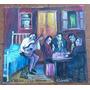 Lubrano G., 46 X 48,oleo Sobre ,el Bulin De La Calle Ayacuco