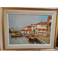 Cuadro Pintura Oleo Impresionista Pintor C.quinteros De 1981