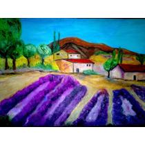 Pintura En Pastel Al Óleo