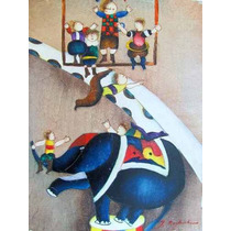 3 Pinturas Originales De John Roybal