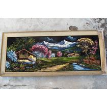 Pintura Oleo Terciopelo R.rios