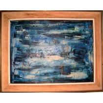 Pintura 2 Oleos S/ Tela Originales De Orlando Pierri