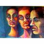 Cuadro Original Pintura Arte Coleccionistas Tango
