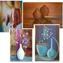 Cuadros Oleo Sobre Tela Arte Pinturas Decoracion Hogar Ragal