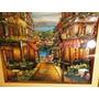 Cuadros Arte Francés Tridimensional- Casas- Bares- Colonial