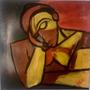 Cuadro Arte Decorativo Picasso Version Por Jorge Calvo
