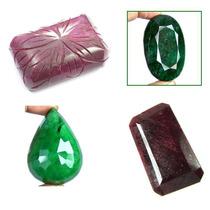 4 Piedras Puras Joya Joyas Esmeralda De Minas De Africa