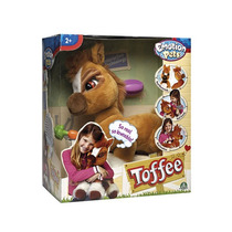Pony Toffee Interactivo Peluche Original Emotion Pets