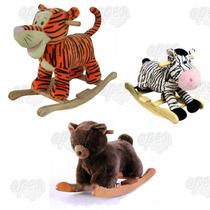 Animales Mecedores Sonido Peluche Impor / Open-toys Avell 12
