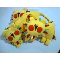 Muñecos De Trapo Para Bebes - Leoncitos - Leones