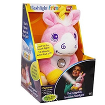 Peluches Unicornio Flashlight Friends, Con Luz De Noche