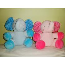 Elefante De Peluche Con Sonido Woody Toys