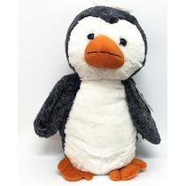 Peluche Pingüino 40cm Excelente Calidad Funny Land