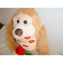 Muñeco Mono De Peluche