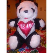 Hermoso Oso Panda Con Corazoncito