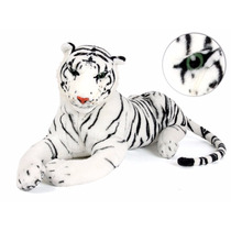 Tigre Peluche Blanco Importado Gigante Regalo Ideal Original