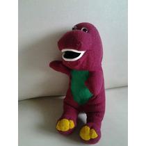 Peluche Dinosaurio Barnie 36cm