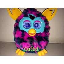 Furby Boom Original Hasbro. Outlet. Modelo Manchitas Verdes