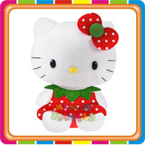 Peluche Muñeca Kitty - Original - Intek - Mundo Manias