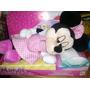 Peluches Mickey Minnie Pluto Donald Ronca Bosteza 30 Cm