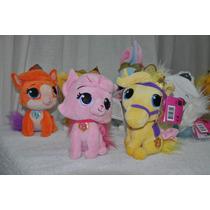 Mascotas De Princesas ,peluches , 25 Cm Originales Tv.
