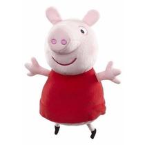Peluche Peppa Pig Grande Original - Jugueteria Aplausos
