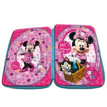 Jake Y Los Piratas-minnie-mickey-cars Canoplas 2 Pisos-orig