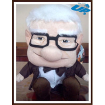 Peluche Disney Pixar Carl Fredricksen De Up !