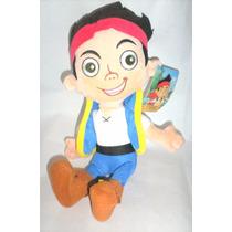 Muñeco De Jake El Pirata De 28 Cm