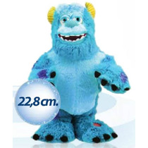 Peluche Sully Monsters Inc /movimiento Y Sonidos Original