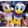 Peluche Disney Donald / Daisy ( 22 Cm )