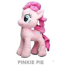 Muñeco Rosa De Peluche My Little Pony Original